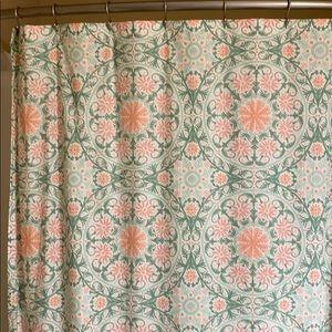 Opal House Shower Curtain